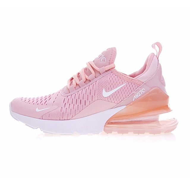 timeless design 29afe afcb2 Nike Air Max 270 Women's Breathable Running Shoes Sneakers Sport Outdoor  Athletic 2018 New Women Designer Sneakers AH8050
