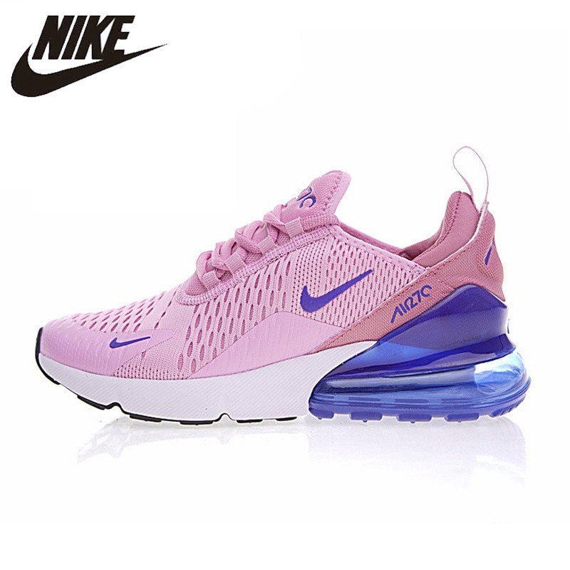 timeless design ce6d9 c87c5 Nike Air Max 270 Women's Breathable Running Shoes Sneakers Sport Outdoor  Athletic 2018 New Women Designer Sneakers AH8050