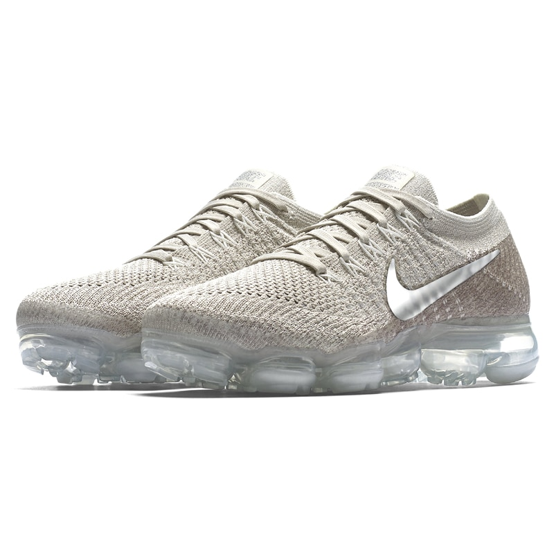 finest selection 0a46e c693c Original Authentic Nike Air VaporMax Flyknit Women's Running Shoes Sneakers  Athletic Designer Footwear 2018 New Low Top 849557